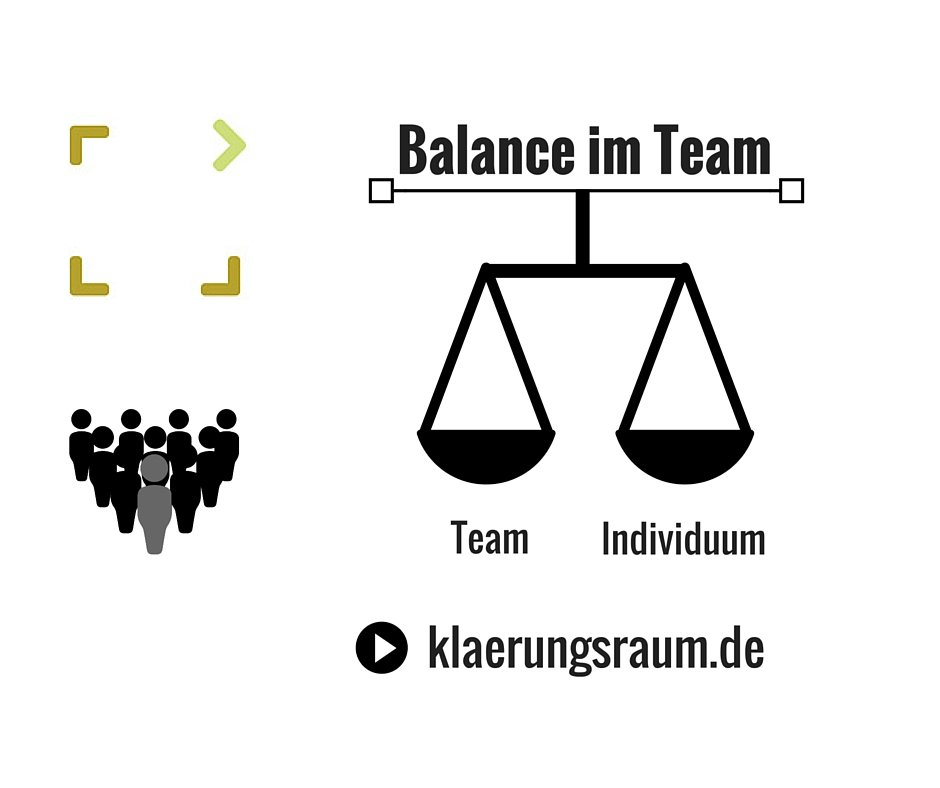 Balance im Team - Coaching - Hamburg