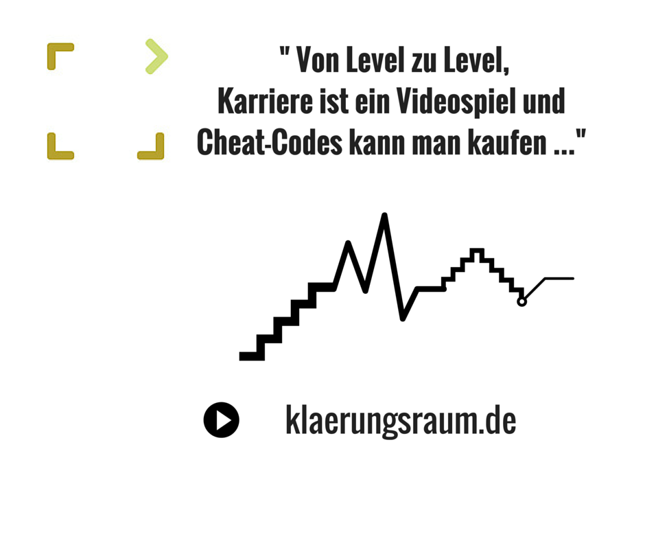 "Karriere Coaching ""Von Level zu Level"""